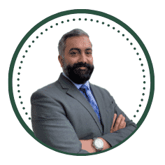 Vishal Hanjan, Industry Lead - U.S. State and Local Government, Appian